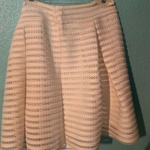 Lace Skirt from *Express*